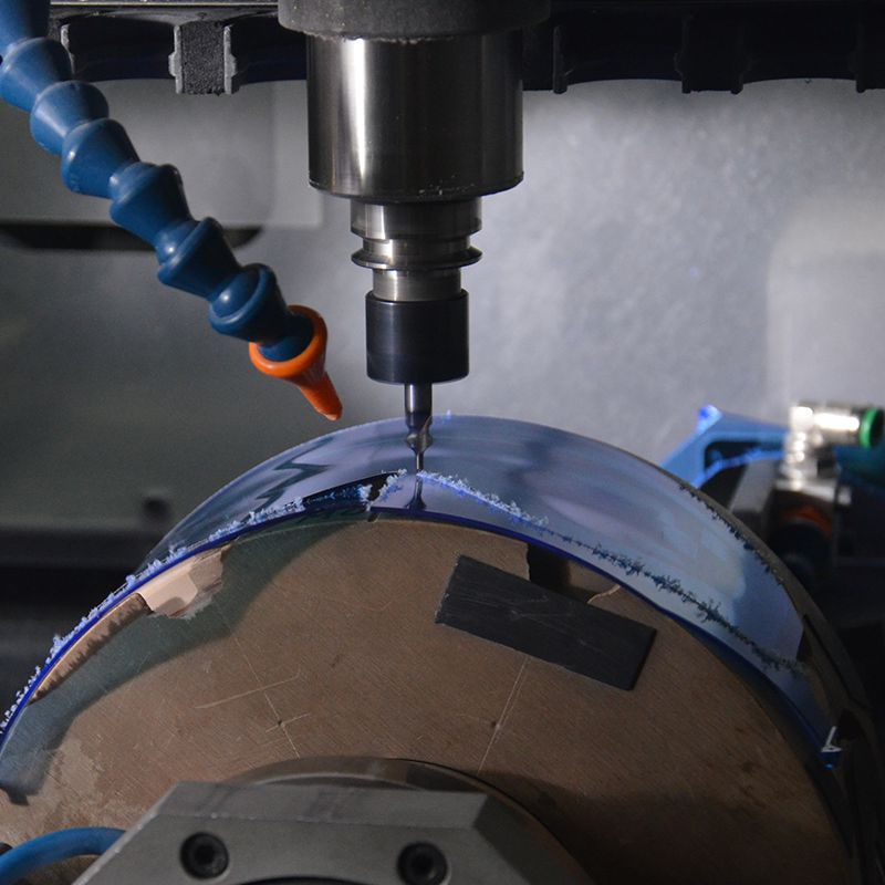Cutting of Lenses