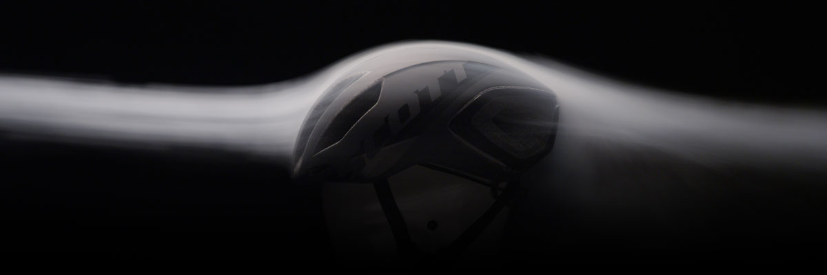 air flow on the brand new SCOTT Centric Helmet