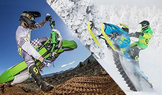 MX & Snowmobile