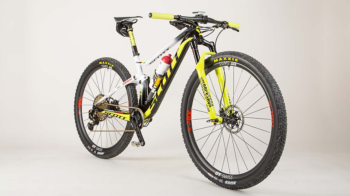 The Perfect Bike Set-Up for a Mountain Bike Stage Race  585a8bff308f9